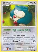 Snorlax from Rising Rivals