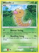 Weedle from Rising Rivals