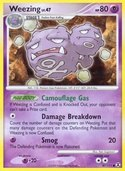 Weezing from Rising Rivals