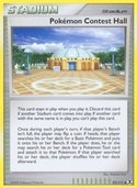 Pokémon Contest Hall from Rising Rivals