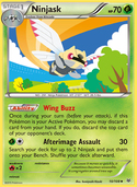 Ninjask from Roaring Skies