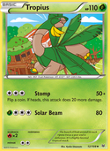 Tropius from Roaring Skies