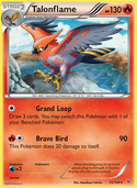 Talonflame from Roaring Skies