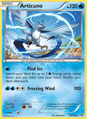 Articuno from Roaring Skies