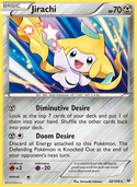 Jirachi from Roaring Skies