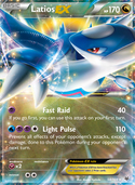 Latios-EX from Roaring Skies
