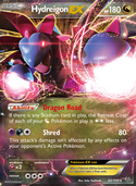 Hydreigon-EX from Roaring Skies