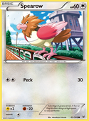 Spearow from Roaring Skies