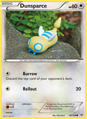 Dunsparce from Roaring Skies