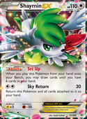 Shaymin-EX from Roaring Skies