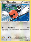 Fletchling from Roaring Skies