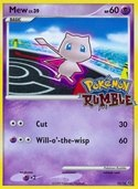 Mew from Rumble