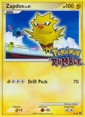 Zapdos from Rumble