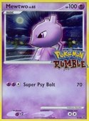 Mewtwo from Rumble