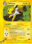 Jolteon from Skyridge