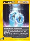Bounce Energy from Skyridge