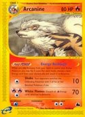 Arcanine from Skyridge