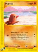 Diglett from Skyridge