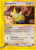 Dunsparce from Skyridge
