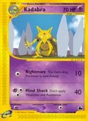 Kadabra from Skyridge