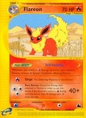 Flareon from Skyridge
