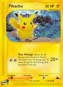 Pikachu from Skyridge