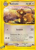Raticate from Skyridge