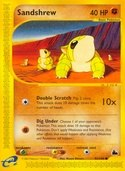 Sandshrew from Skyridge