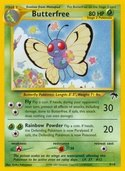 Butterfree from Southern Islands