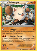 Primeape from Steam Siege
