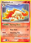 Rapidash from Stormfront