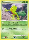 Treecko from Stormfront