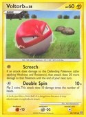 Voltorb from Stormfront