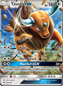 Tauros-GX from Sun and Moon