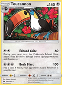 Toucannon from Sun and Moon