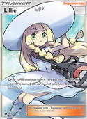 Lillie from Sun and Moon