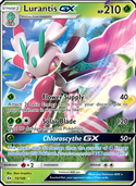 Lurantis-GX from Sun and Moon