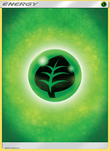 Grass Energy from Sun and Moon