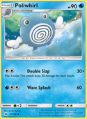 Poliwhirl from Sun and Moon