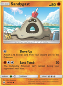 Sandygast from Sun and Moon