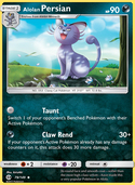 Alolan Persian from Sun and Moon
