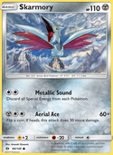 Skarmory from Sun and Moon