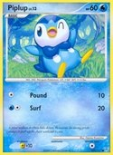 Piplup from Supreme Victors
