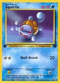 Squirtle from Team Rocket