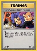 Here comes Team Rocket! from Team Rocket