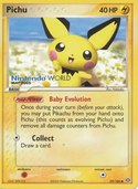 Pichu [Nintendo World] from Special Issues (TPCI)