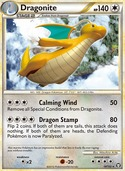 Dragonite from Triumphant