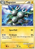 Magneton from Triumphant