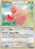 Lickitung from Triumphant