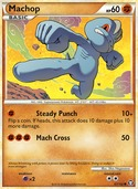 Machop from Triumphant